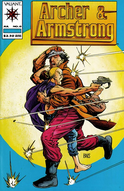 Archer & Armstrong Vol. 1 – 3 (Collection) (1992-2016)