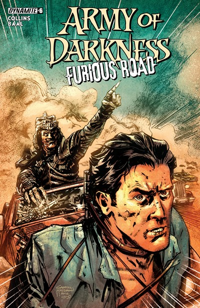 Army Of Darkness Furious Road #1 – 6 (2016)