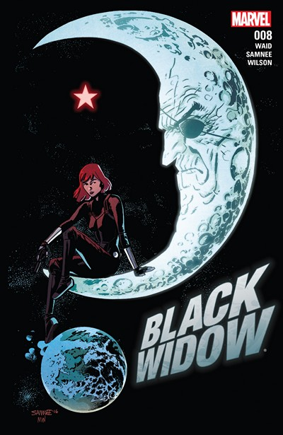 Black Widow #8 (2016)