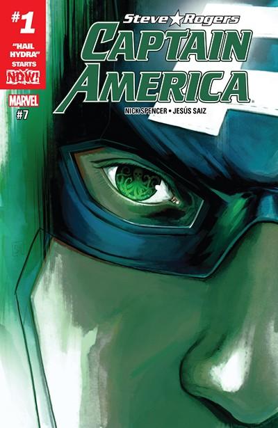 Captain America – Steve Rogers #7 (2016)