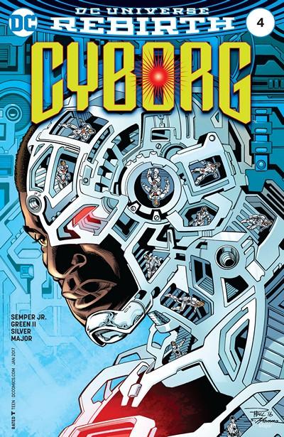 Cyborg #4 (2016)