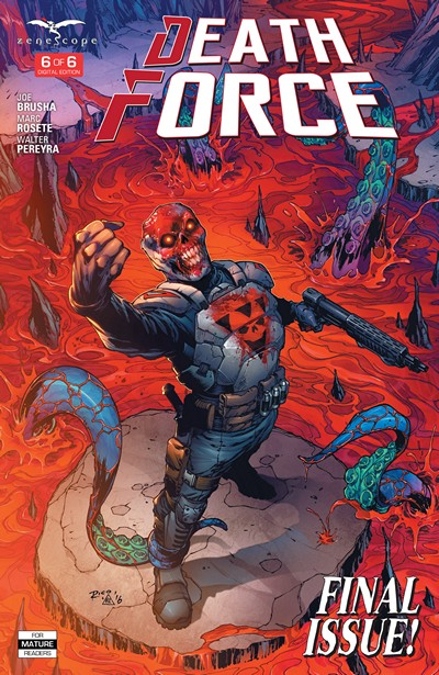 Death Force #6 (2016)
