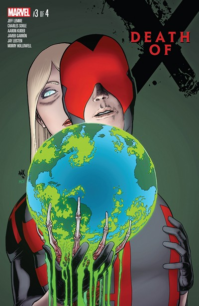 Death of X #3 (2016)