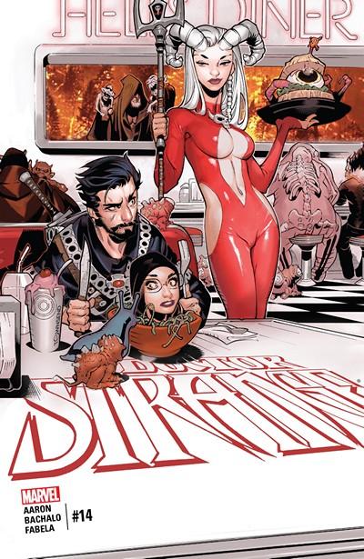 Doctor Strange #14 (2016)
