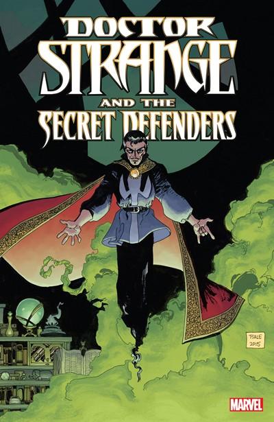 Doctor Strange and the Secret Defenders (2016)