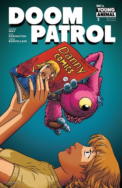 Doom Patrol #3 (2017)