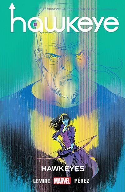 Hawkeye Vol. 6 – Hawkeyes (2016)