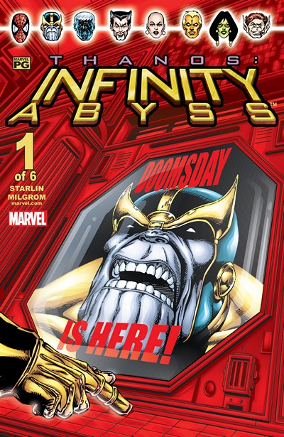 Infinity Abyss #1 – 6 (2002)