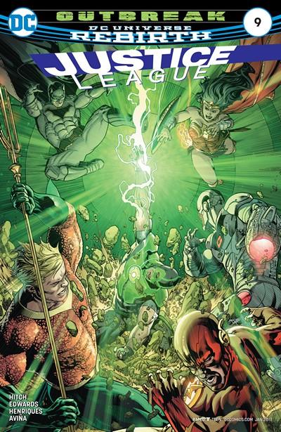 Justice League #9 (2016)