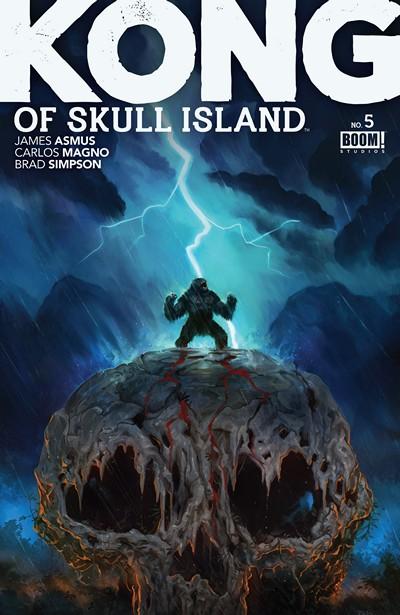 Kong Of Skull Island #5 (2016)