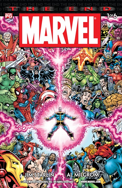 Marvel Universe – The End #1 – 6 (2003)