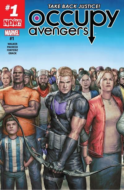 Occupy Avengers #1 (2016)