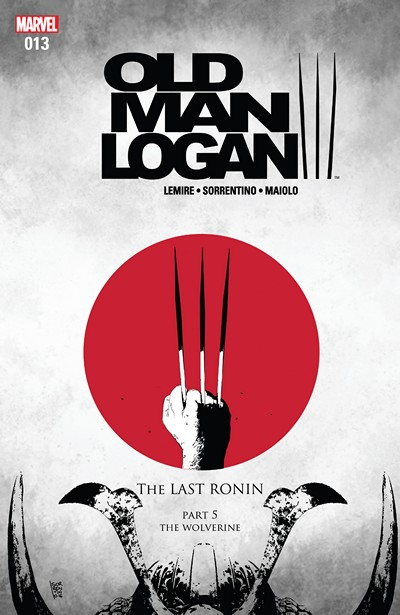 Old Man Logan #13 (2016)