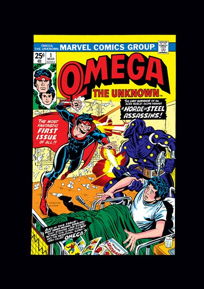 Omega – The Unknown Vol. 1 – 2 (1976-2008)