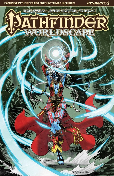 Pathfinder – Worldscape #2 (2016)