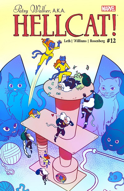 Patsy Walker – A.K.A. Hellcat! #12 (2016)