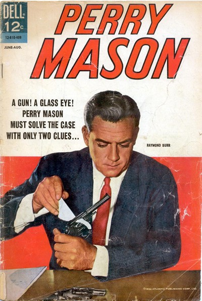 Perry Mason Mystery Magazine #1 – 2 (1964)