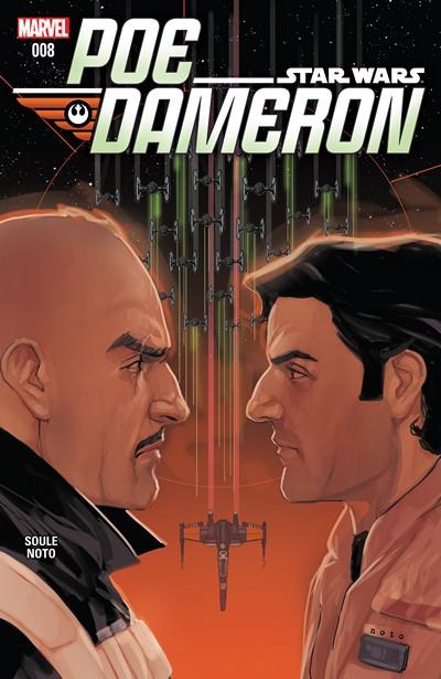 Poe Dameron #8 (2016)