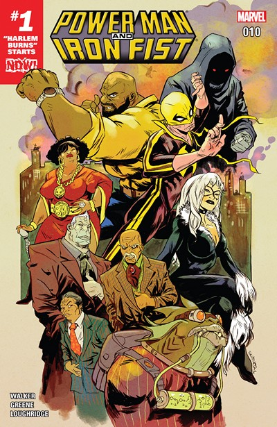 Power Man and Iron Fist #10 (2016)