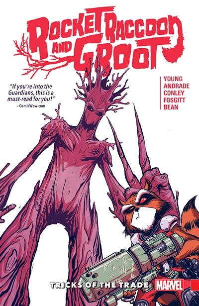 Rocket Raccoon and Groot Vol. 1 – Tricks of the Trade (2016)