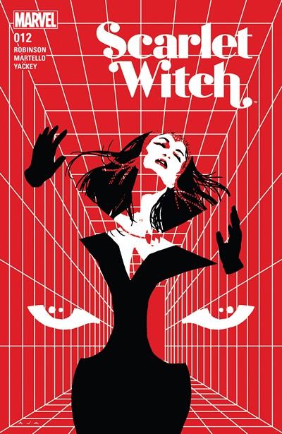 Scarlet Witch #12 (2016)