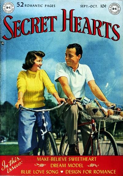 Secret Hearts #1 – 153 (1949-1971)