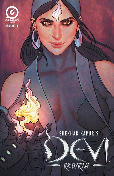 Shekhar Kapur's Devi – Rebirth #1 – 2 (2016)