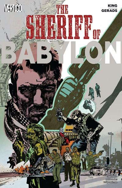 Sheriff of Babylon #12 (2017)