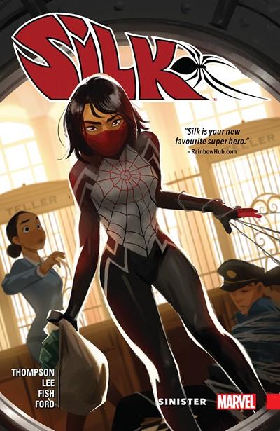 Silk Vol. 1 – Sinister (2016)