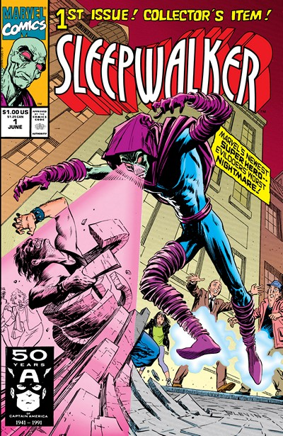 Sleepwalker #1 – 33 (1991-1993)