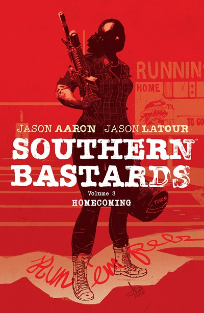 Southern Bastards Vol. 3 – Homecoming (2016)