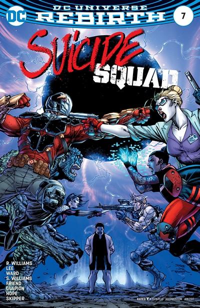 Suicide Squad #7 (2017)