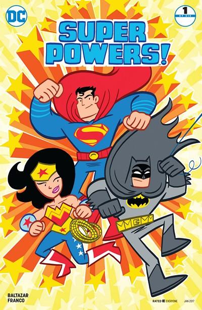 Super Powers #1 (2016)