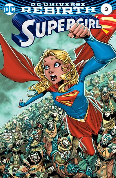 Supergirl #3 (2016)
