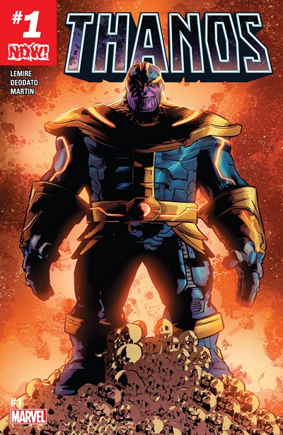 Thanos #1 (2017)