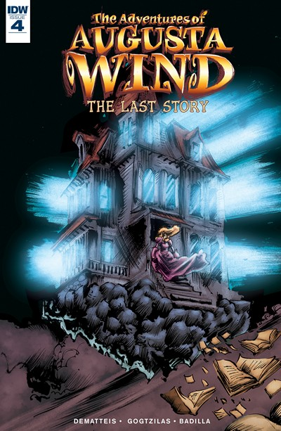 The Adventures of Augusta Wind – The Last Story #4 (2016)