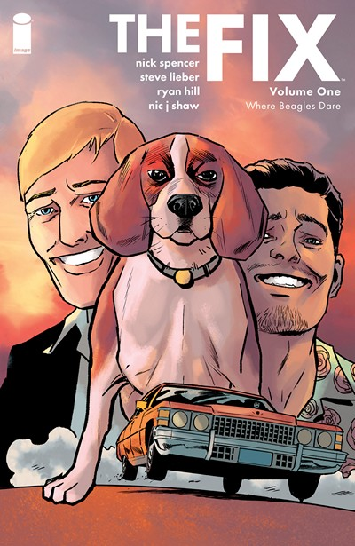 The Fix Vol. 1 – Where Beagles Dare (2016)