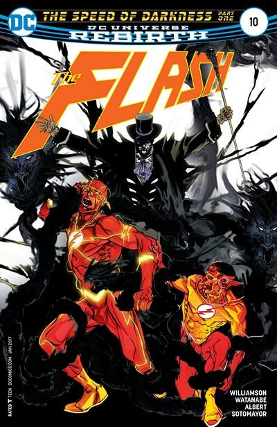 The Flash #10 (2016)
