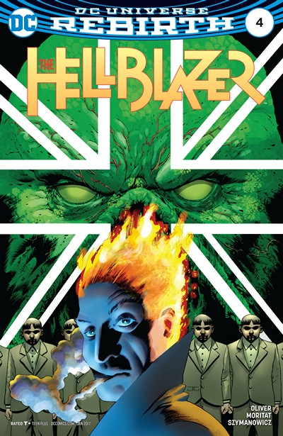 The Hellblazer #4 (2016)