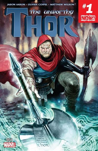 The Unworthy Thor #1 – 5 (2016-2017)