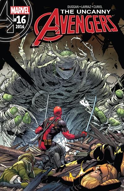 Uncanny Avengers #16 (2016)