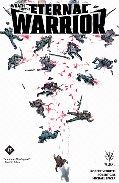 Wrath of the Eternal Warrior #13 (2016)