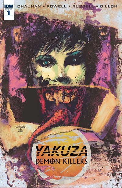 Yakuza Demon Killers #1 (2016)