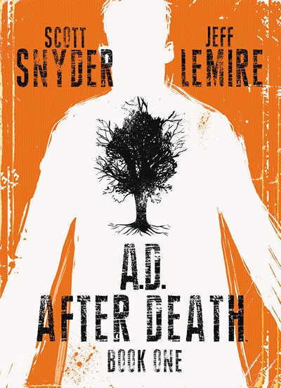 A.D. – After Death Book #1 (2016)