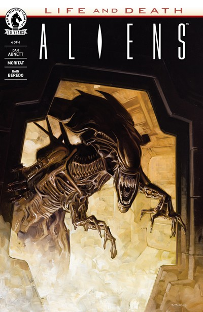 Aliens – Life and Death #4 (2016)