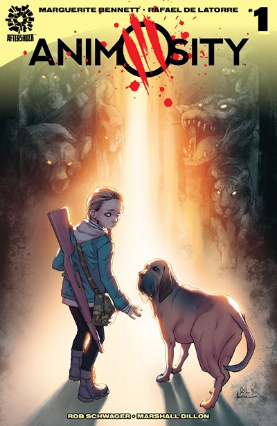 Animosity #1 – 4 (2016)