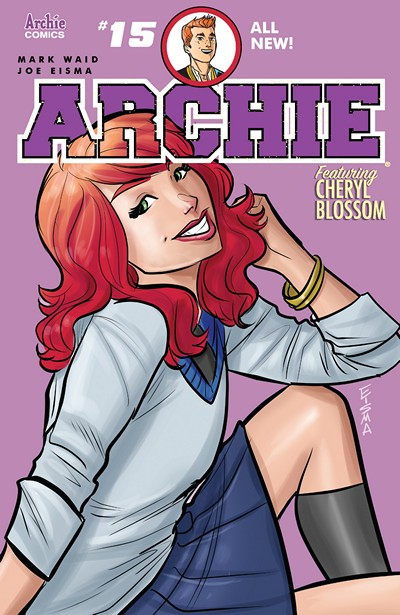 Archie #15 (2016)