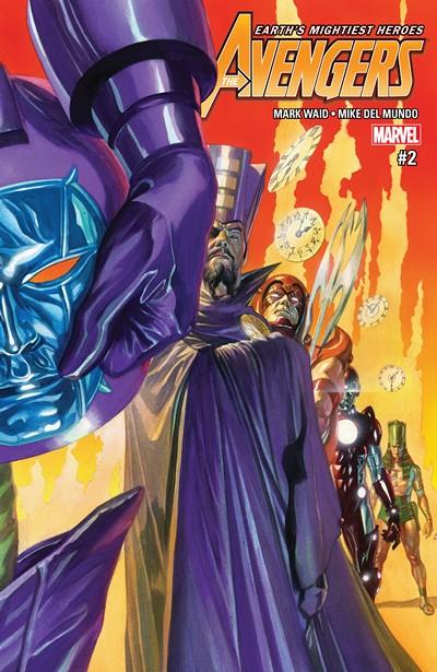Avengers #2 (2016)