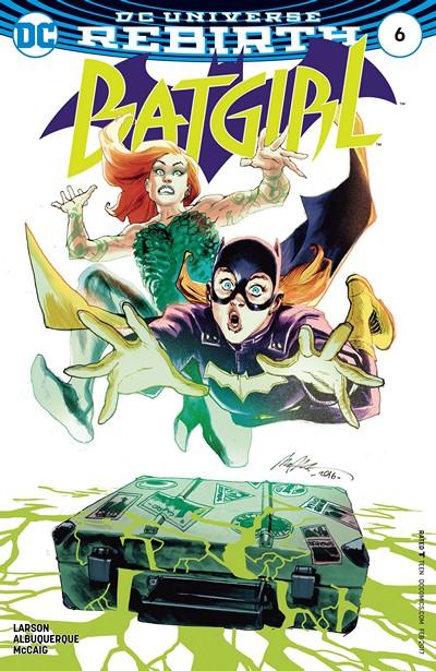 Batgirl #6 (2016)