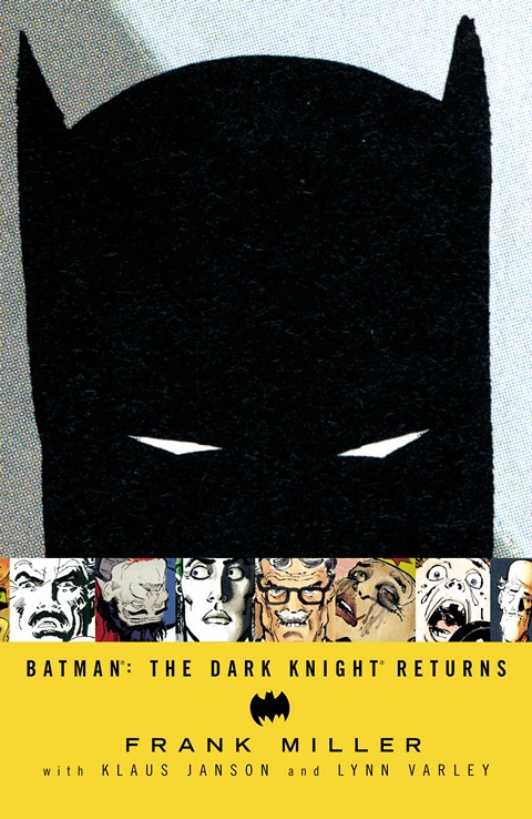 Batman – The Dark Knight Returns (TPB) (1986)
